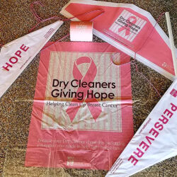 Eagle Cleaners Takes Real Action During Breast Cancer Awareness Month
