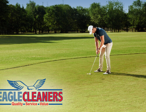 Eagle Cleaners: Save Your Summer Clothes