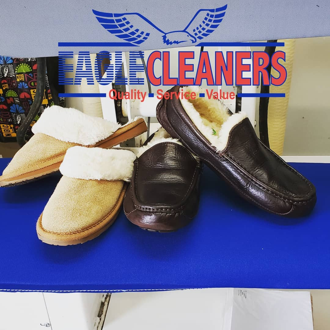 Get Ready for Fall with Eagle Cleaners! Fall is in the air and it's quickly approaching. Labor Day is on the horizon, which means we must start putting away our white…