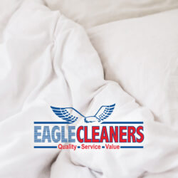 Eagle Cleaners: Seasonal Household Drycleaning