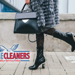 Eagle Cleaners: Leather & Suede Care
