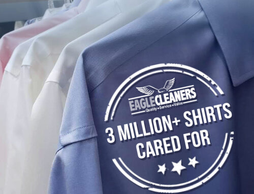 Eagle Cleaners: Shirt Experts