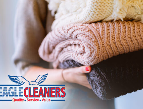 Eagle Cleaners: Wash and Fold
