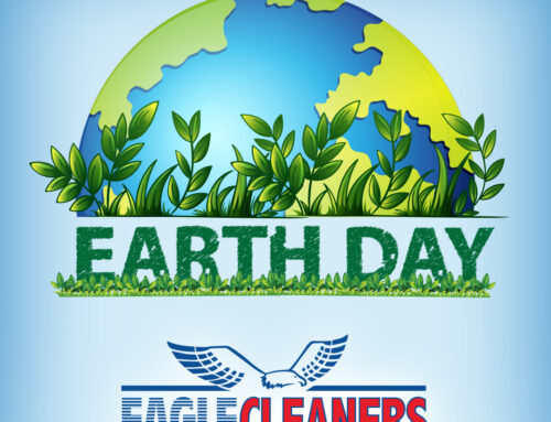 Every Day is Earth Day at Eagle Cleaners!