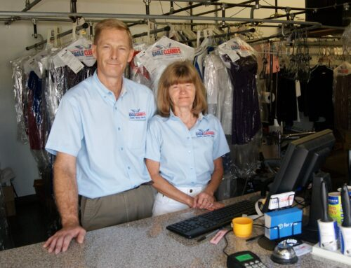 Eagle Cleaners' Story