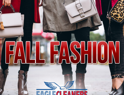 Fall Fabrics with Eagle Cleaners