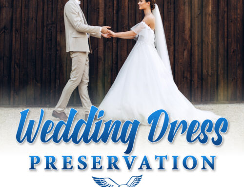 Preserve Your Wedding Gown with Eagle Cleaners